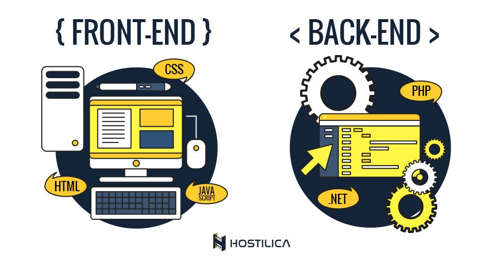 front-and-back-end