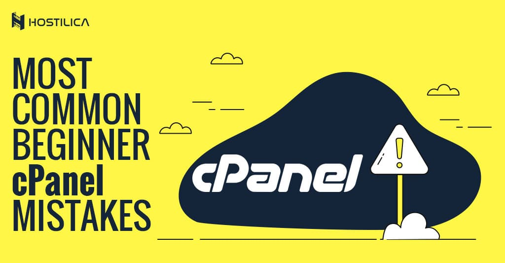 cPanel Mistakes